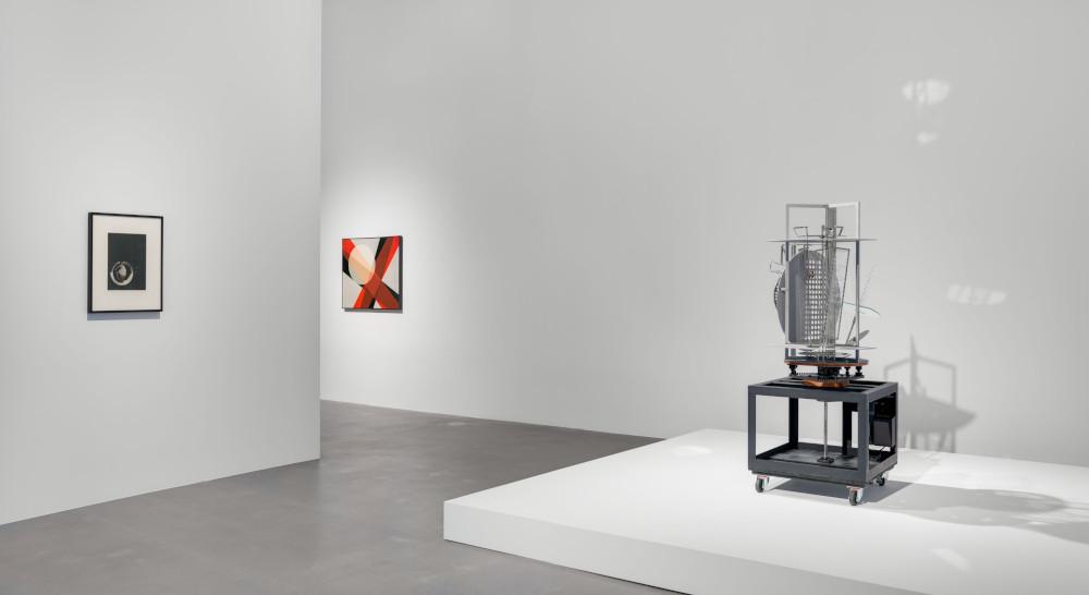 Hauser Wirth London Laszlo Moholy-Nagy 3
