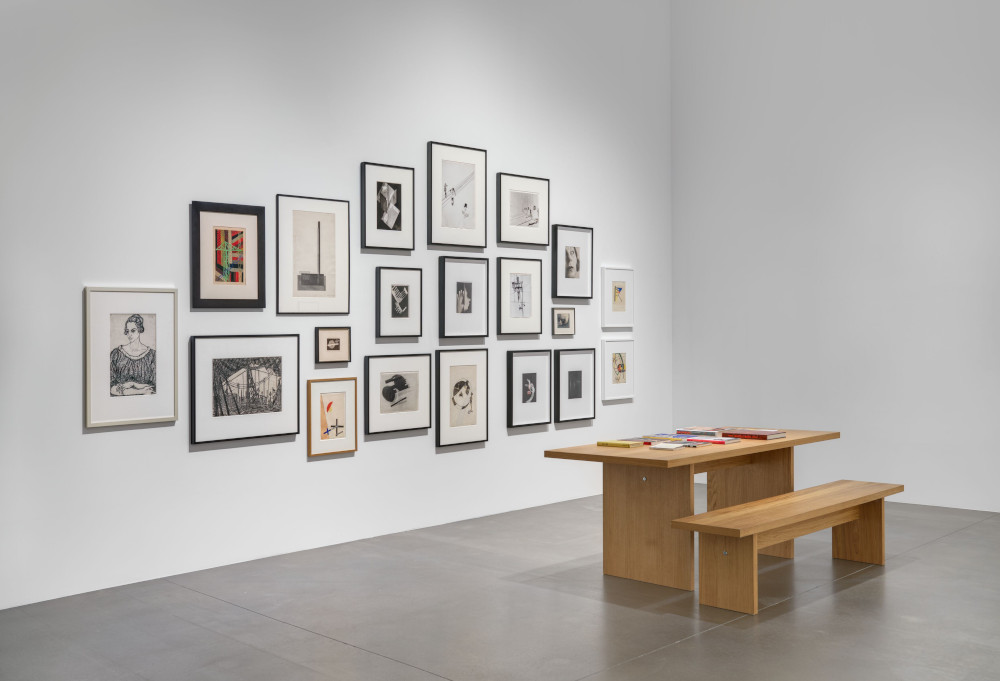 Hauser Wirth London Laszlo Moholy-Nagy 5