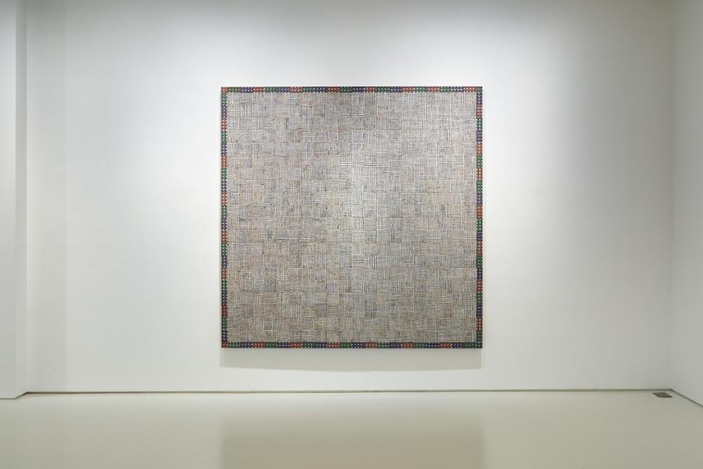 Massimo de Carlo Hong Kong McArthur Binion 7