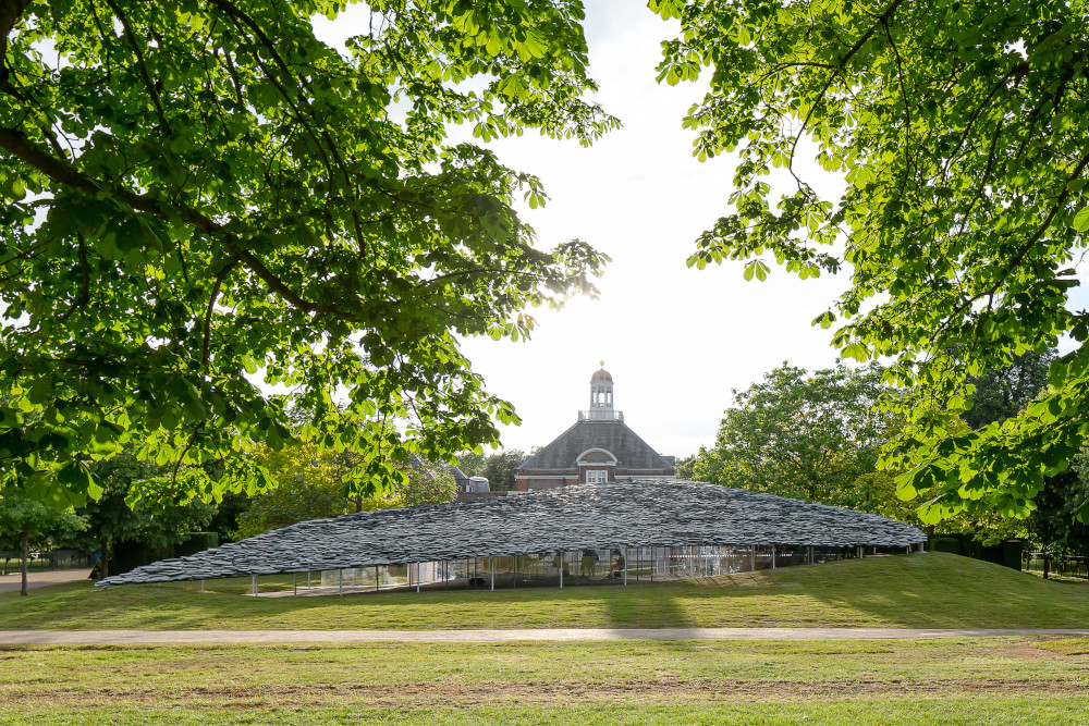 Serpentine Pavilion 2019 1