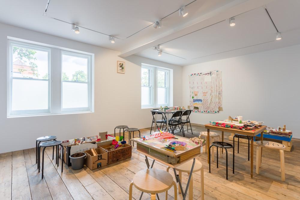 South London Gallery Susan Cianciolo 5