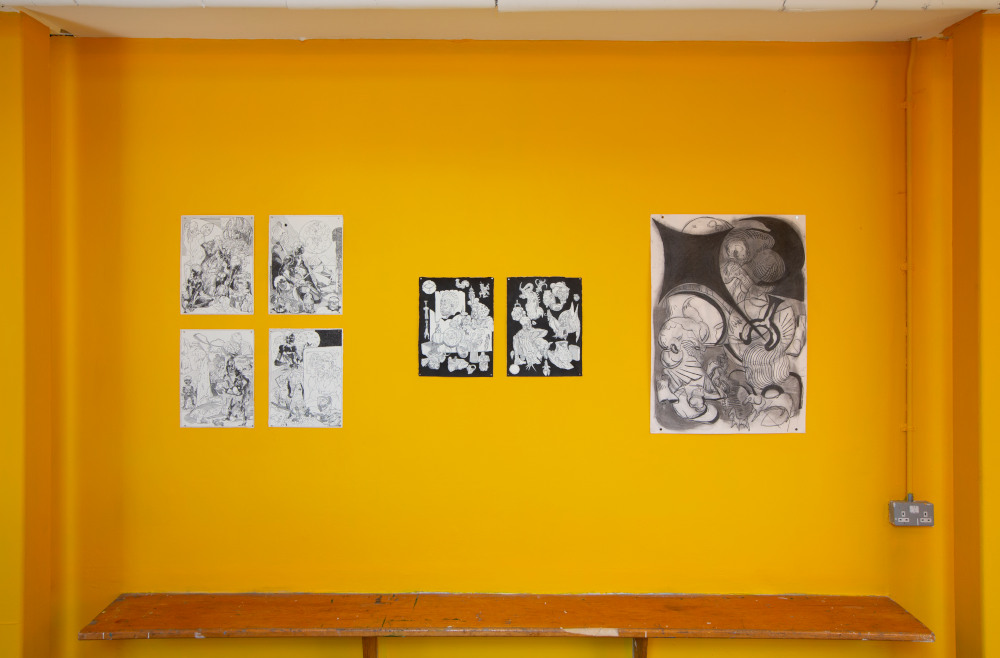 Zabludowicz Collection Richard Ayodeji Ikhide 1
