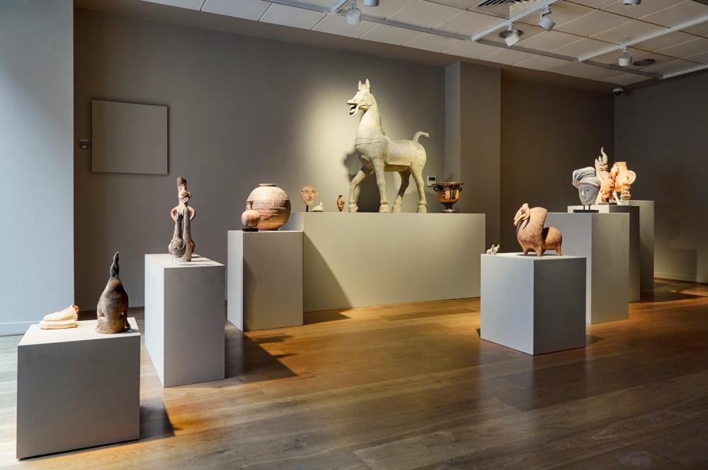 Barakat Gallery Unglazed 1