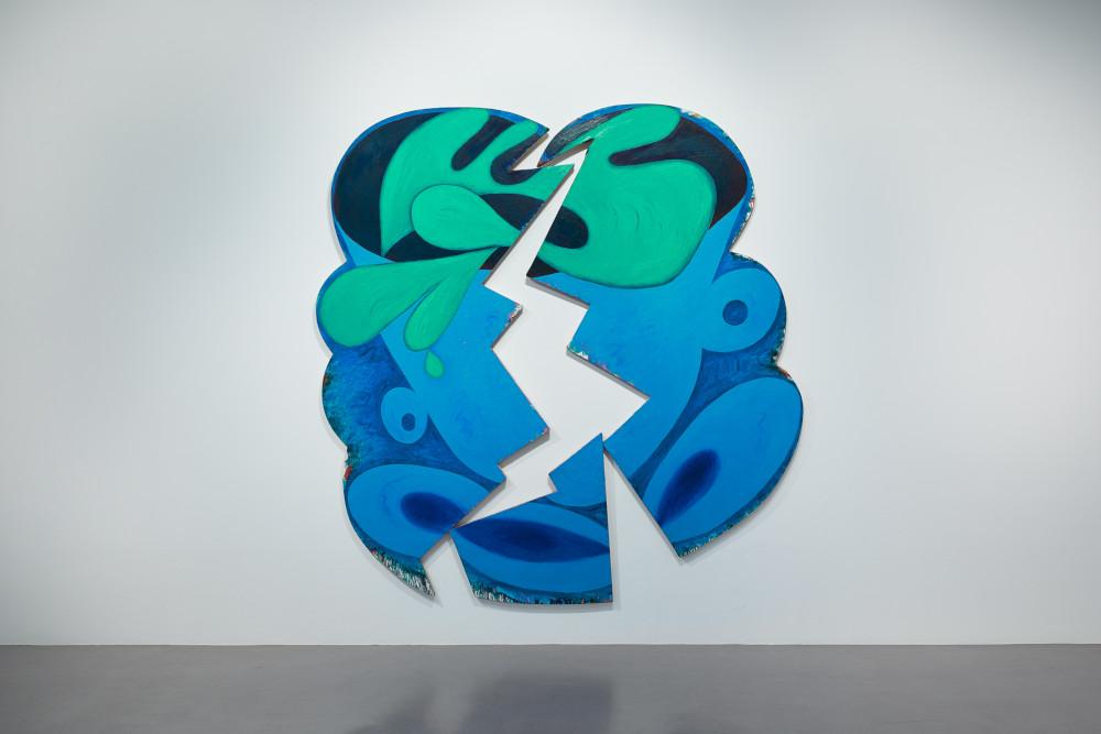 Camden Arts Centre Elizabeth Murray 4