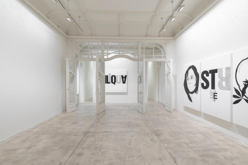 Galerie Krinzinger Franz Graf 1