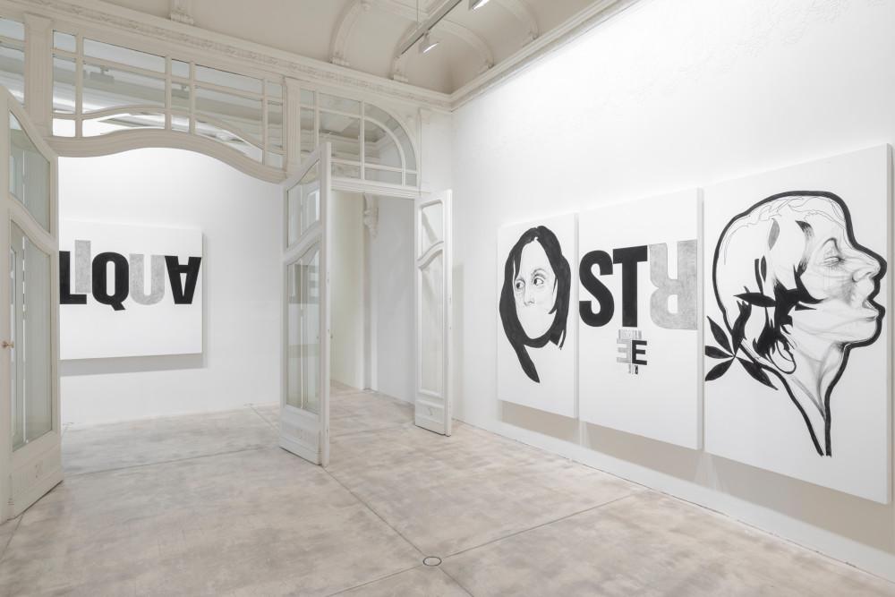 Galerie Krinzinger Franz Graf 2