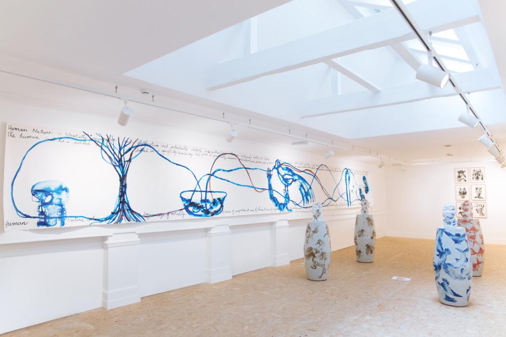 HdM Gallery Barthelemy Toguo 1