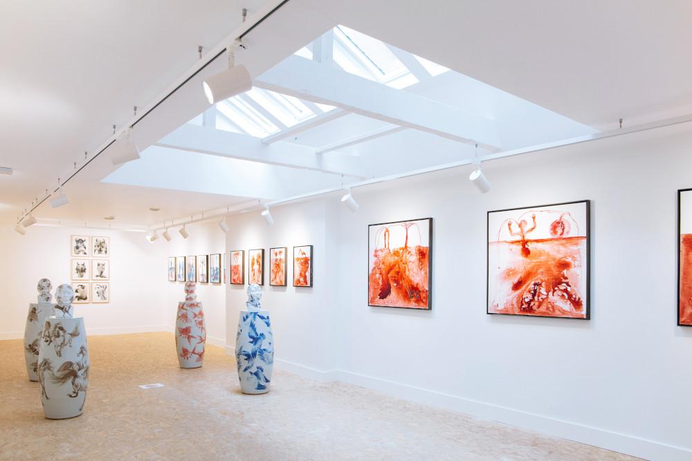 HdM Gallery Barthelemy Toguo 2