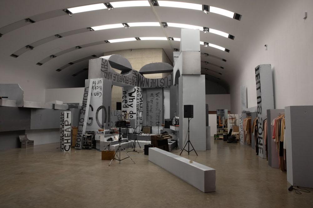 Kunsthalle Wien Gelatin Liam Gillick 1