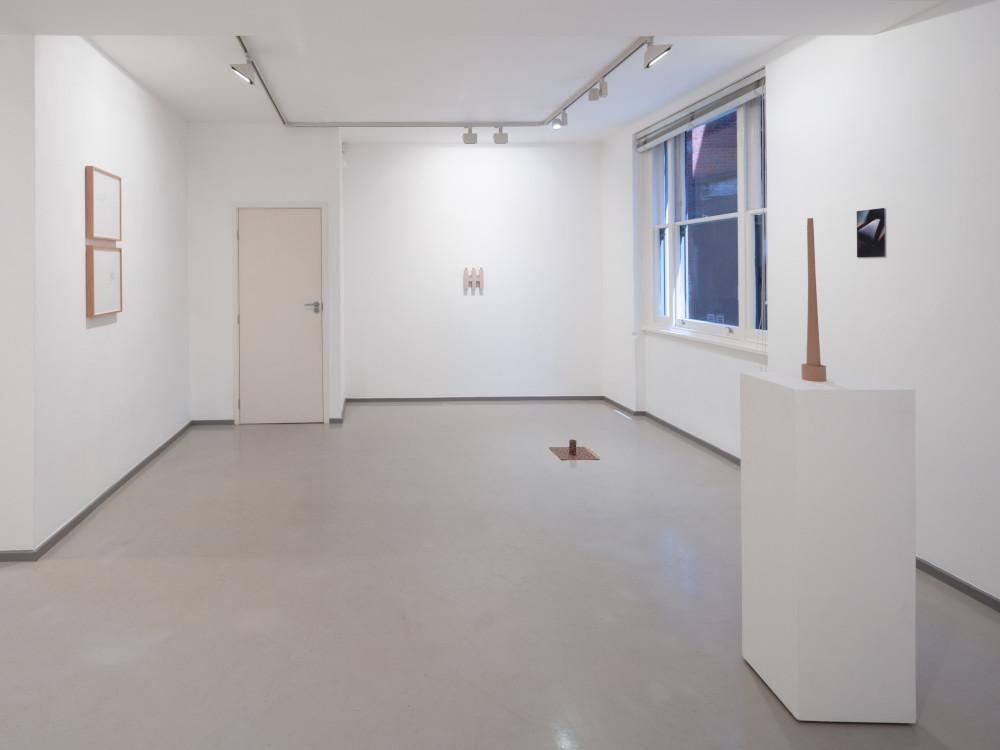 Laure Genillard Gallery Dean Hughes 1