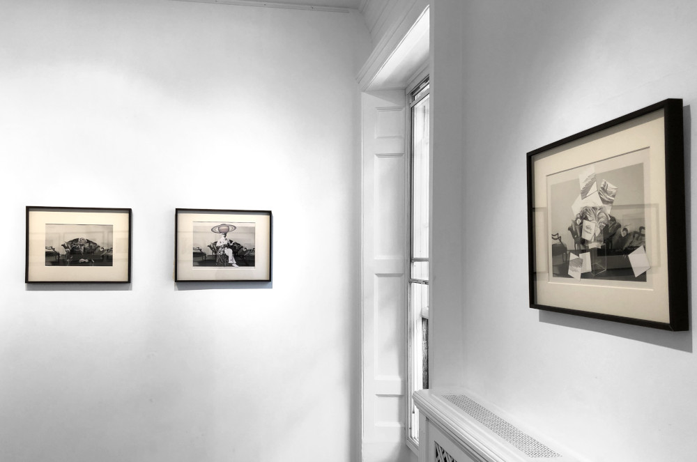 Repetto Gallery Giulio Paolini 2