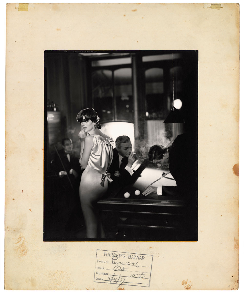 Carmen, evening dress by Patou, Au Reveil, Paris