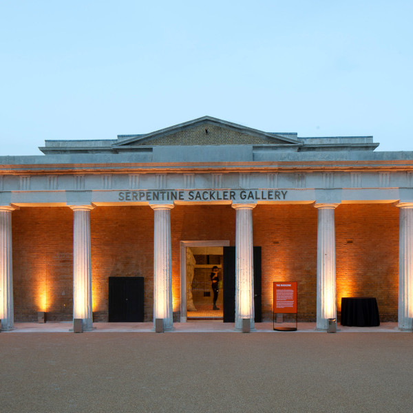 Serpentine Sackler Gallery, London  - GalleriesNow.net