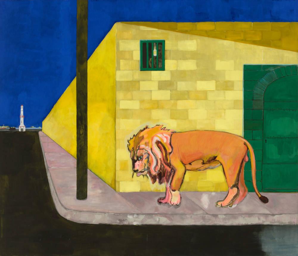 Lion (Fire Down Below)