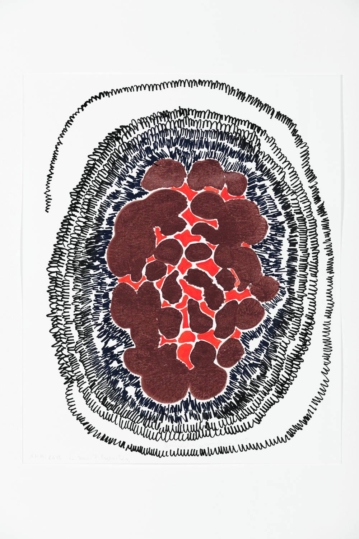 Sem título, da série Filogenéticos (Untitled, from the series Phylogenetics)