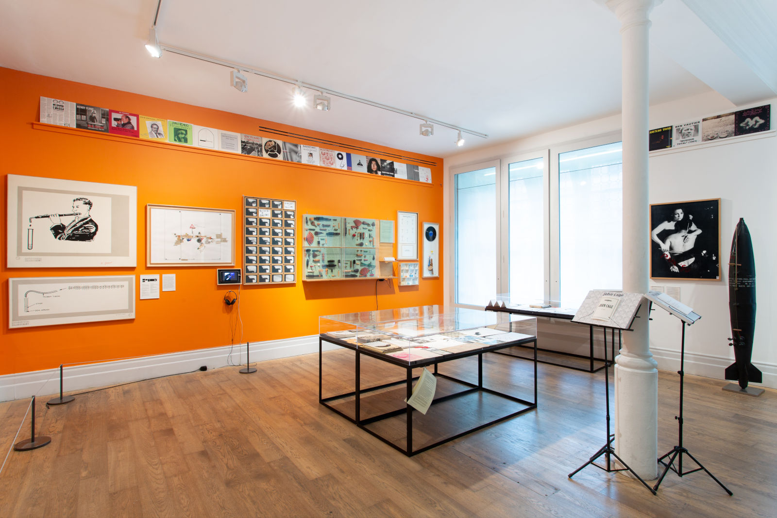 Whitechapel Gallery Sense Sound 1