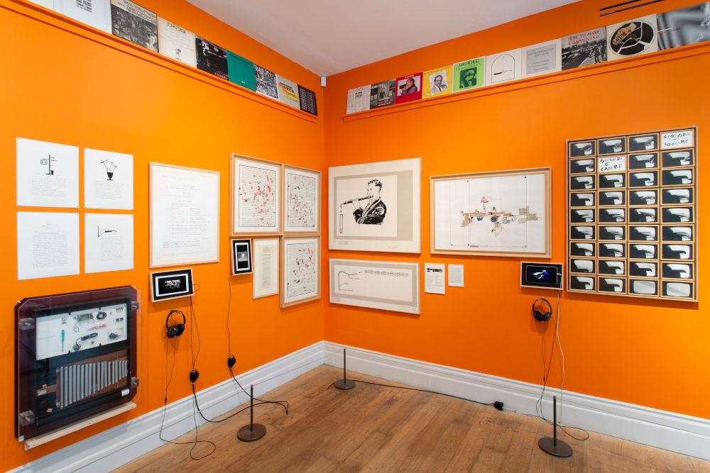 Whitechapel Gallery Sense Sound 2