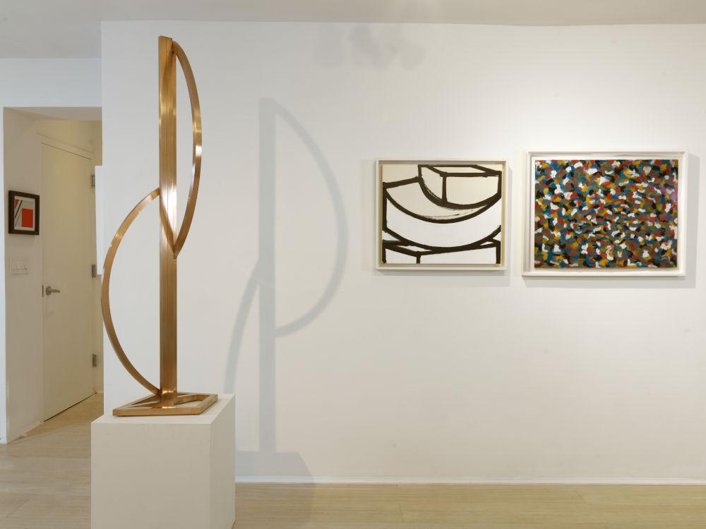 Leila Heller Arthur Carter in conversation with Modern Masters 10