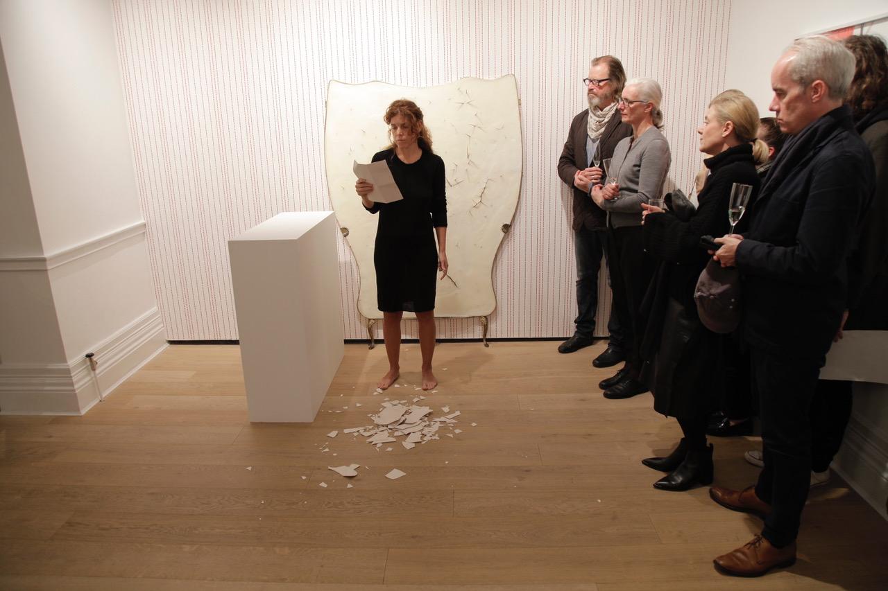 Silvia Giambrone performs TRAUM