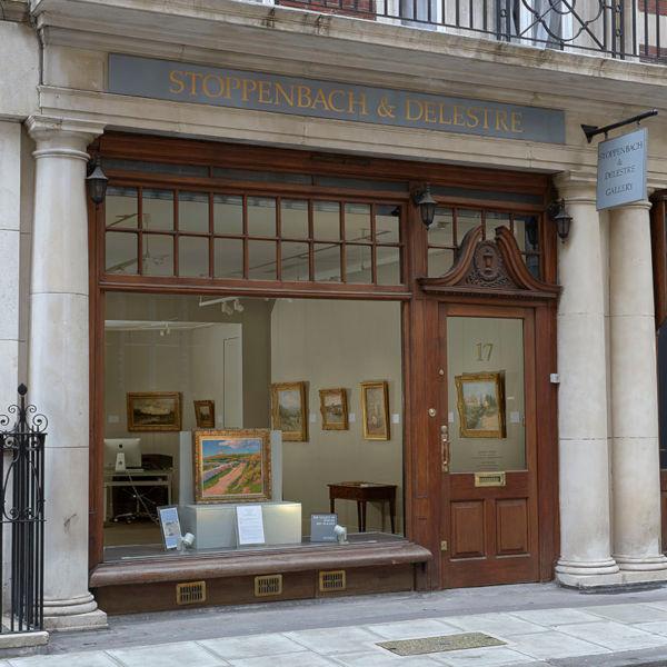 Stoppenbach & Delestre, London  - GalleriesNow.net