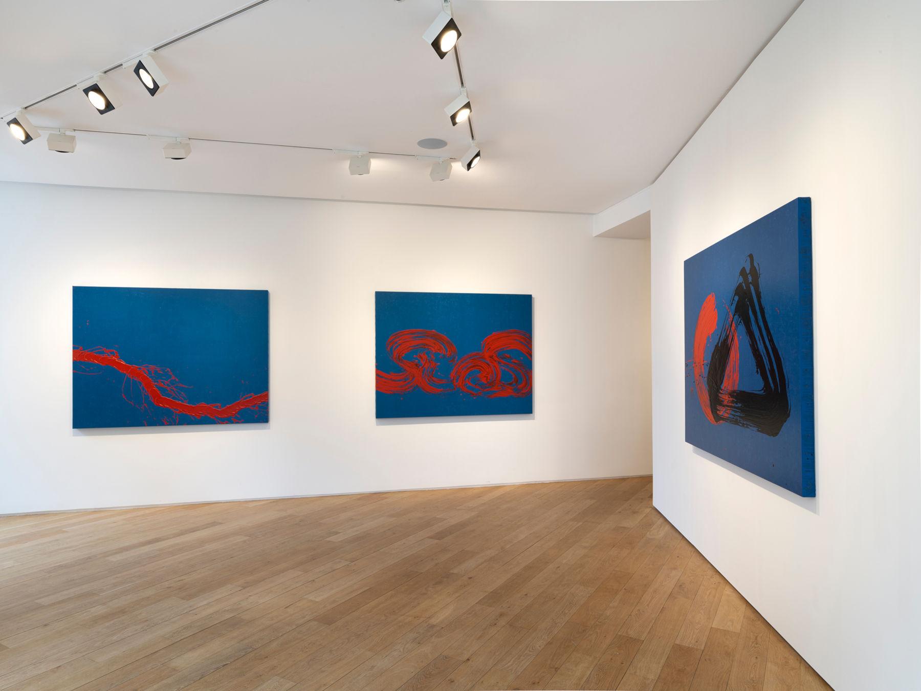 Galerie Lelong Matignon Fabienne Verdier 1