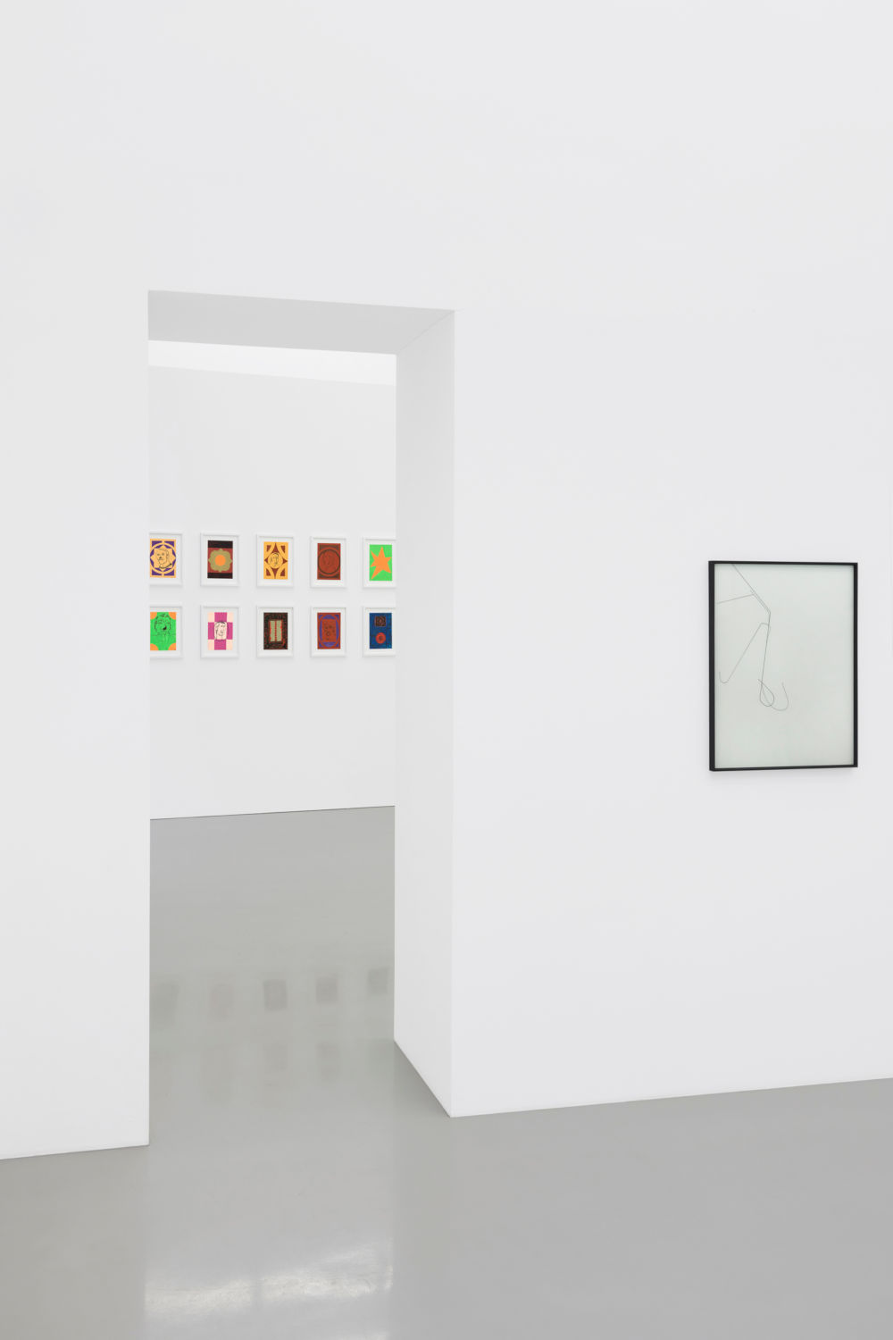 Galerie Meyer Kainer Color Hole and Joke 4 New