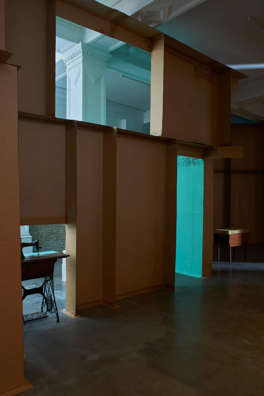 Whitechapel Gallery Carlos Bunga 2
