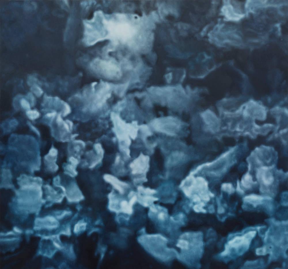 Night Painting II (for William Blake)