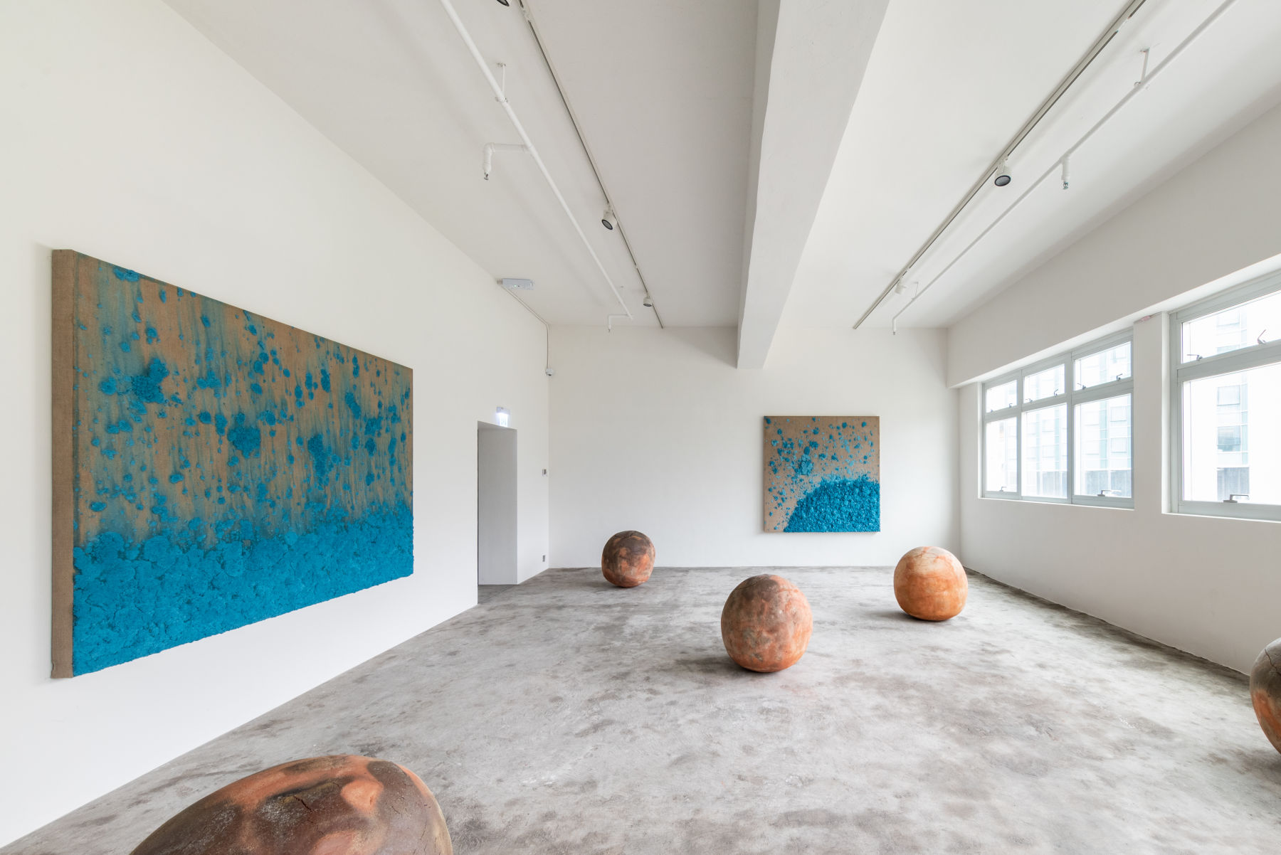 Axel Vervoordt Gallery Hong Kong Bosco Sodi 1