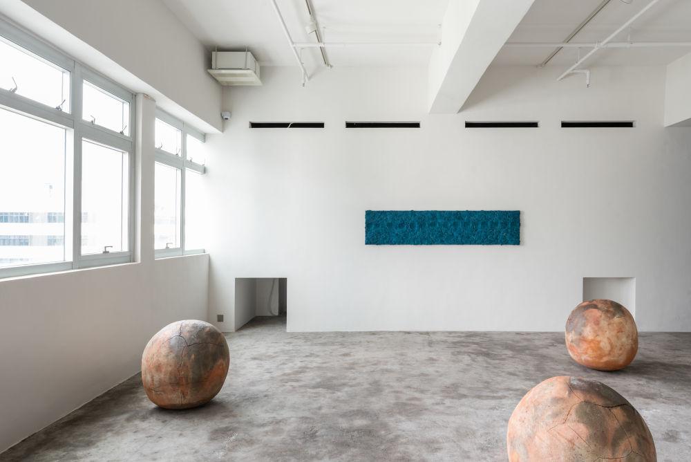 Axel Vervoordt Gallery Hong Kong Bosco Sodi 2