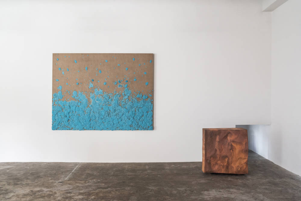 Axel Vervoordt Gallery Hong Kong Bosco Sodi 4