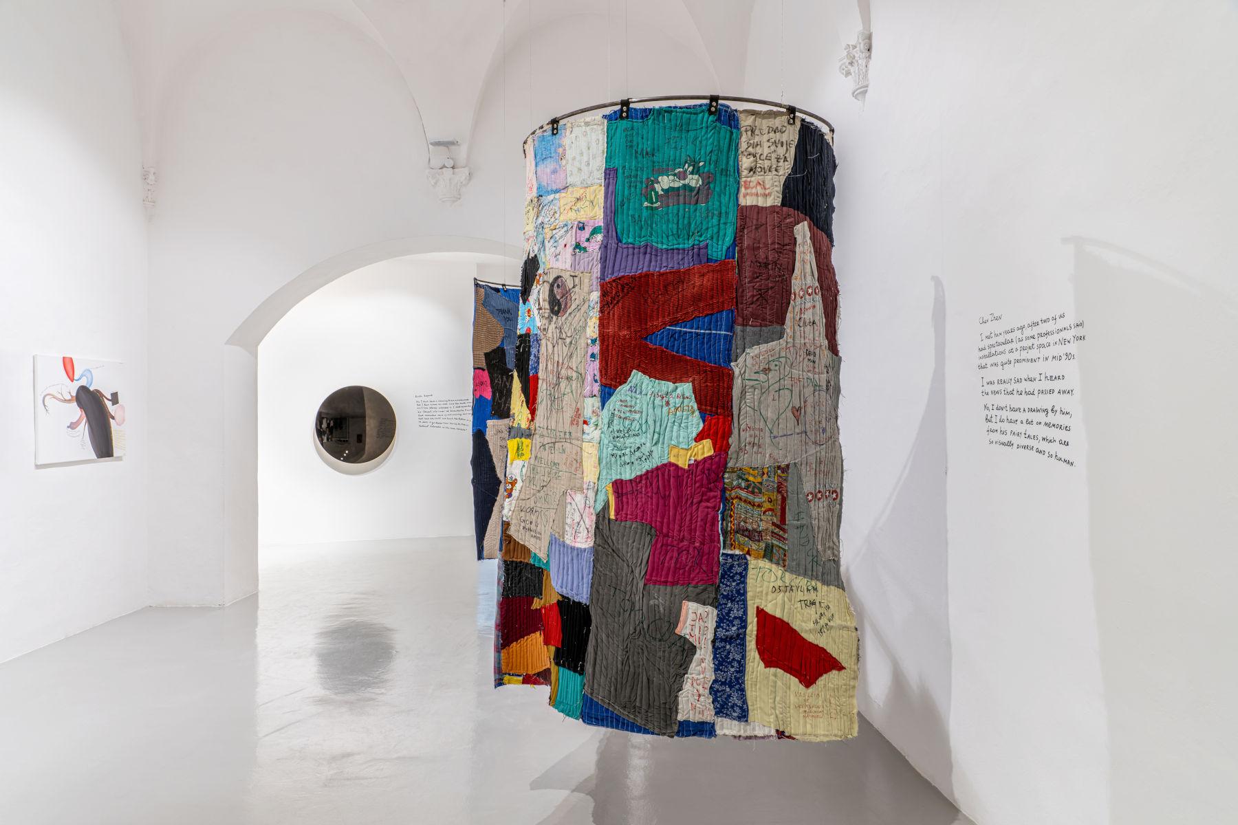 Galleria Continua San Gimignano The Artist Collectors Dream 1
