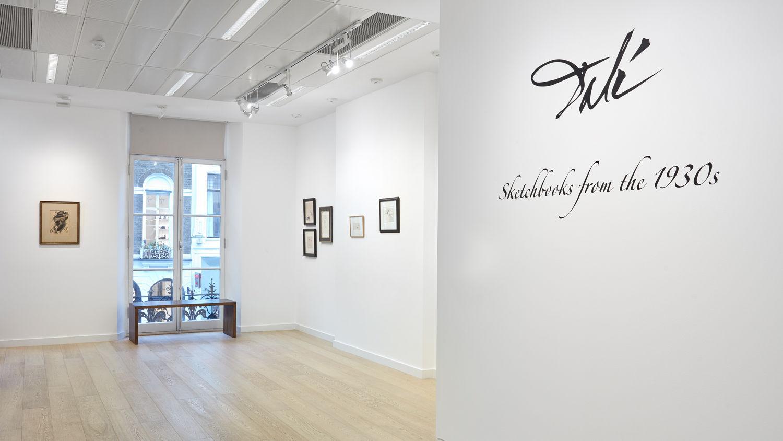 Omer Tiroche Gallery Dali 1