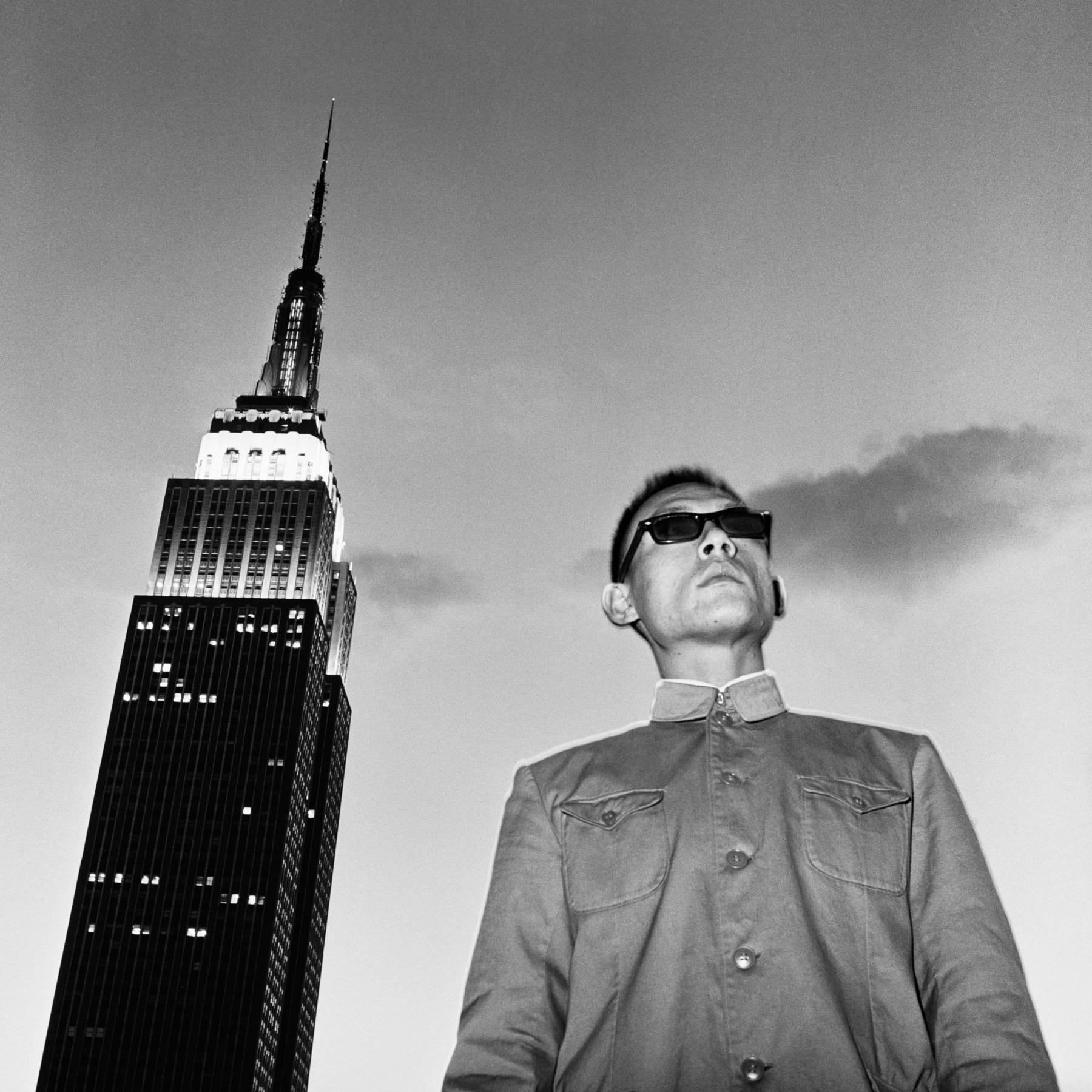 Tseng Kwong Chi New York, New York, 1979 main