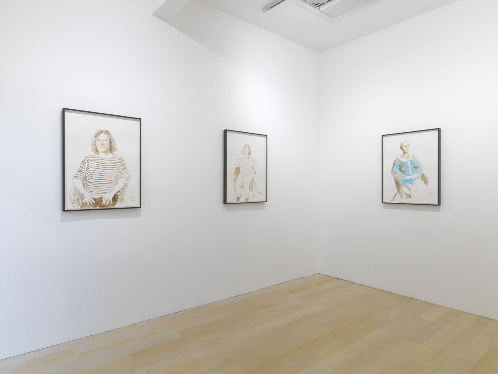 Annely Juda David Hockney 2