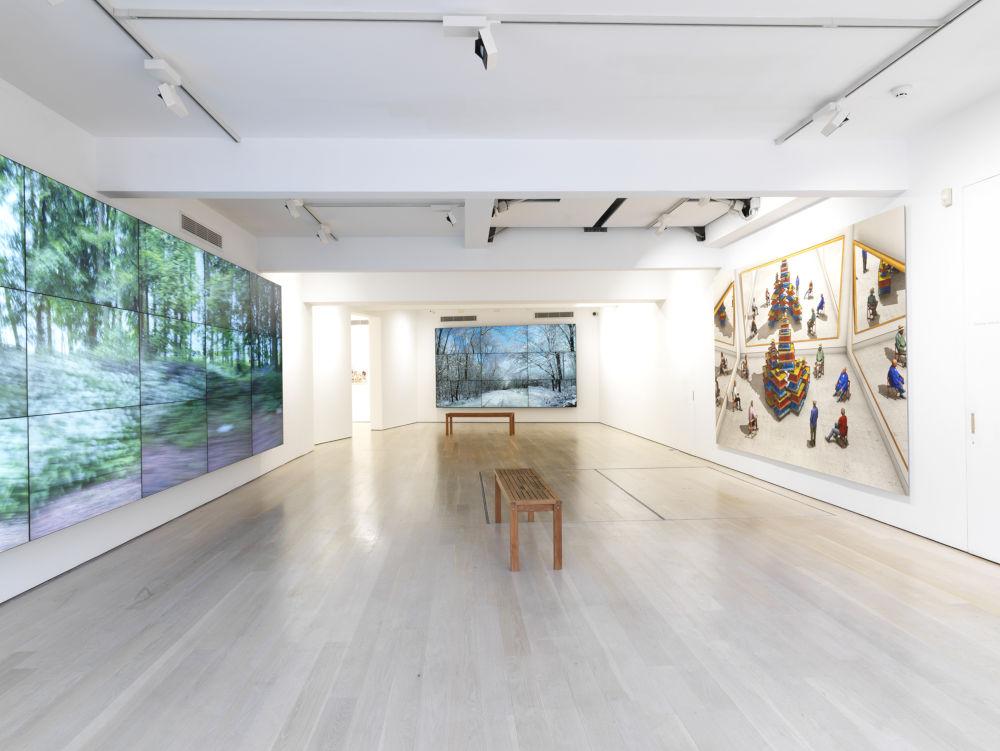 Annely Juda David Hockney 3