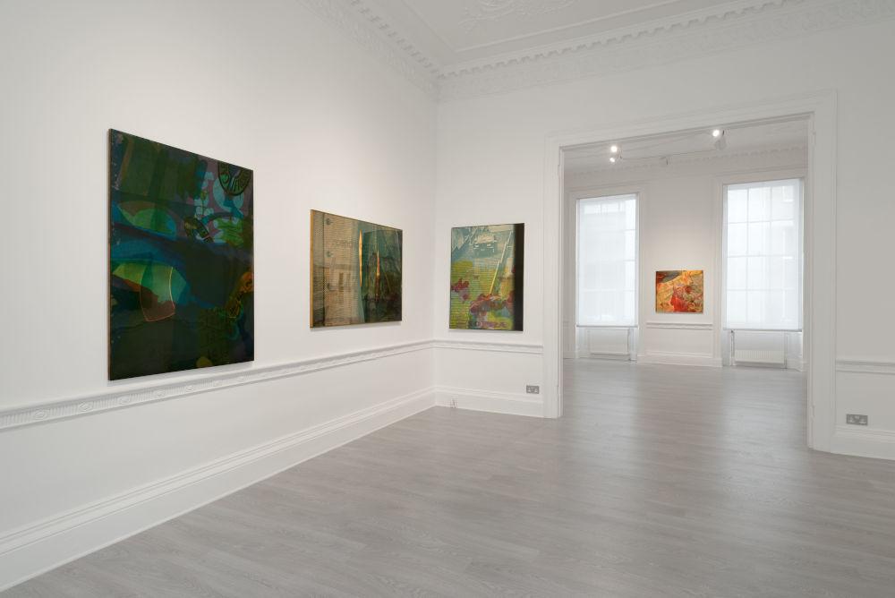 Cardi Gallery London Mimmo Rotella 10