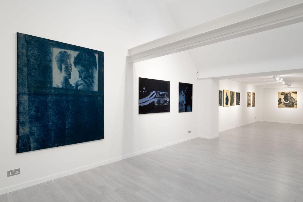 Cardi Gallery London Mimmo Rotella 3