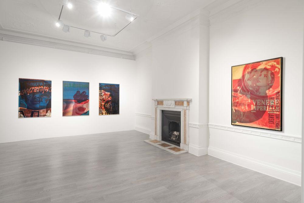 Cardi Gallery London Mimmo Rotella 7