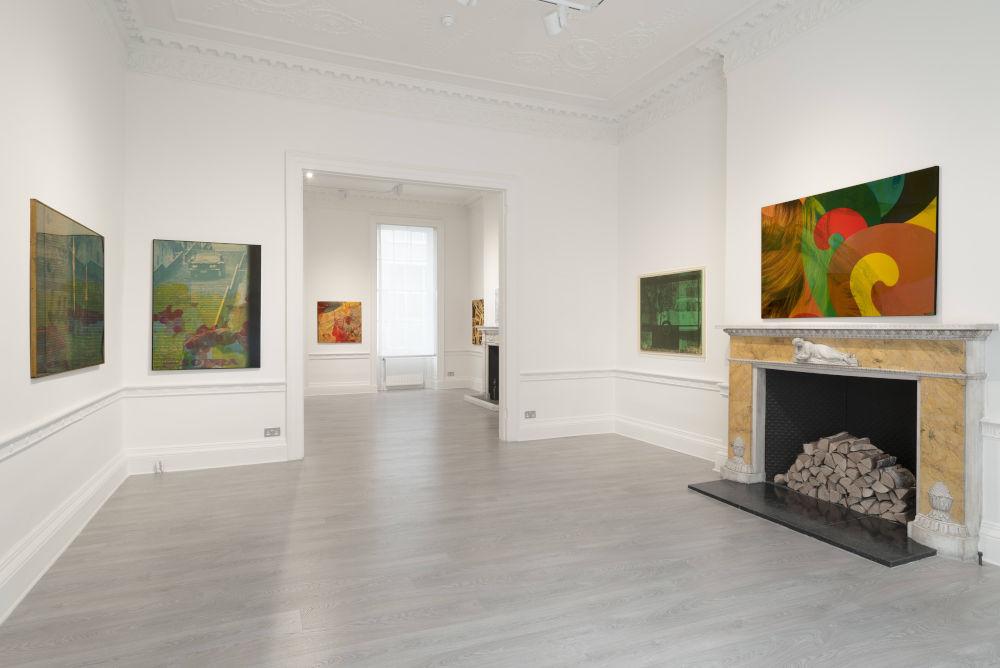 Cardi Gallery London Mimmo Rotella 9