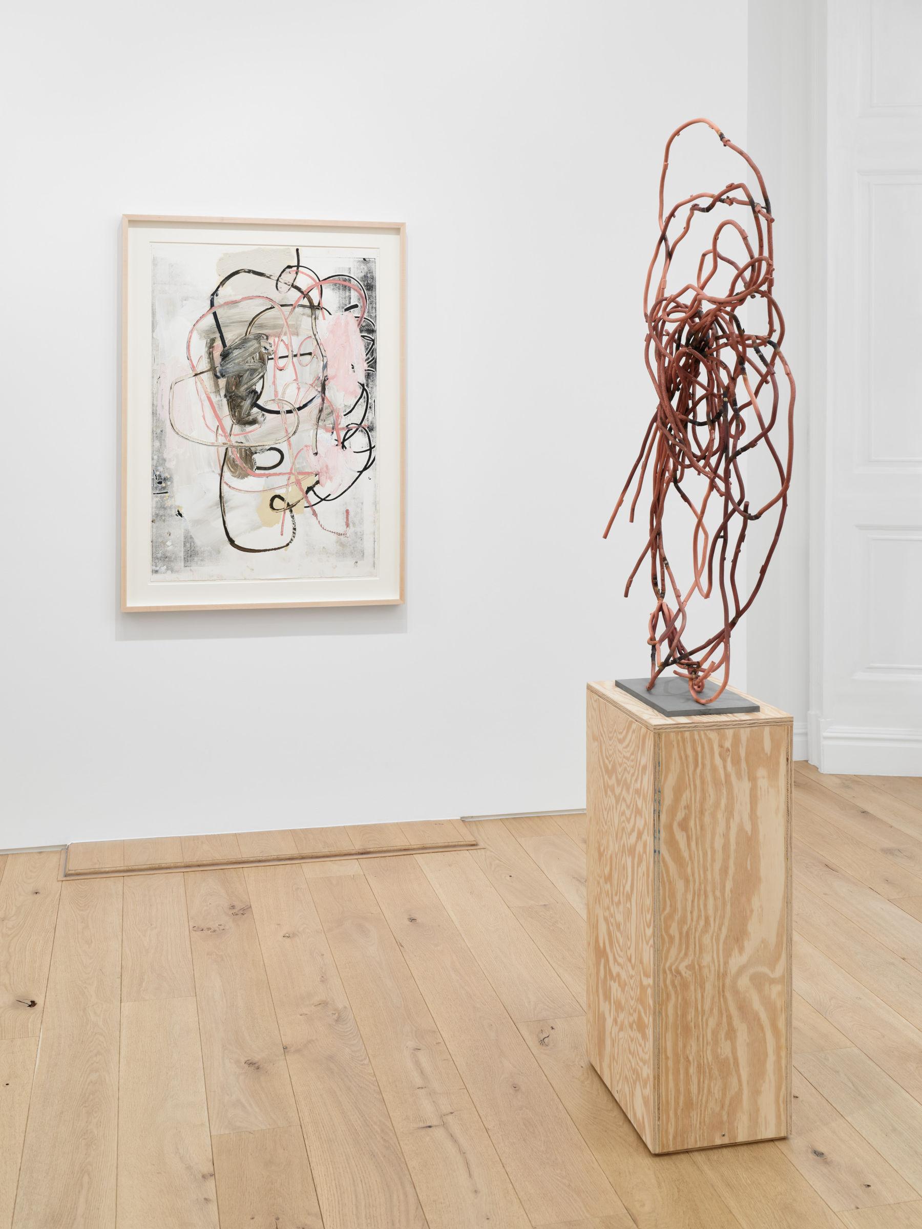 Galerie Max Hetzler London Christopher Wool 1