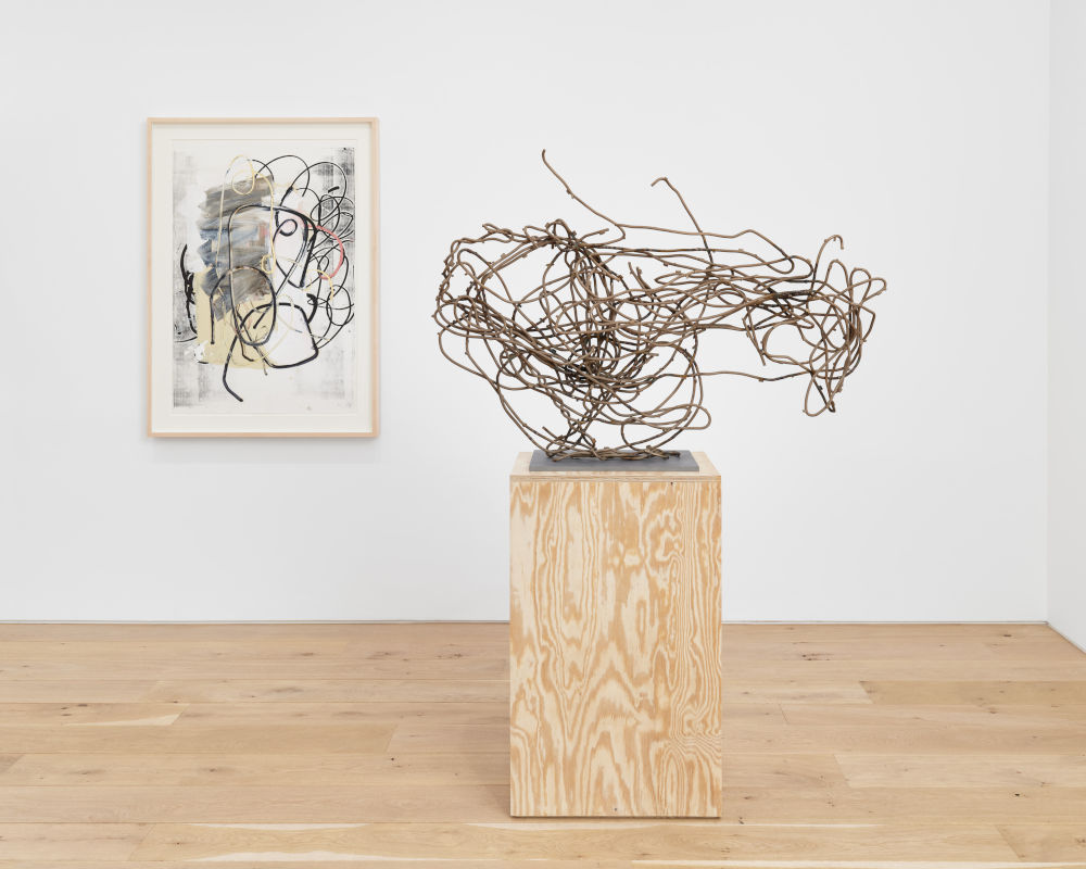 Galerie Max Hetzler London Christopher Wool 3