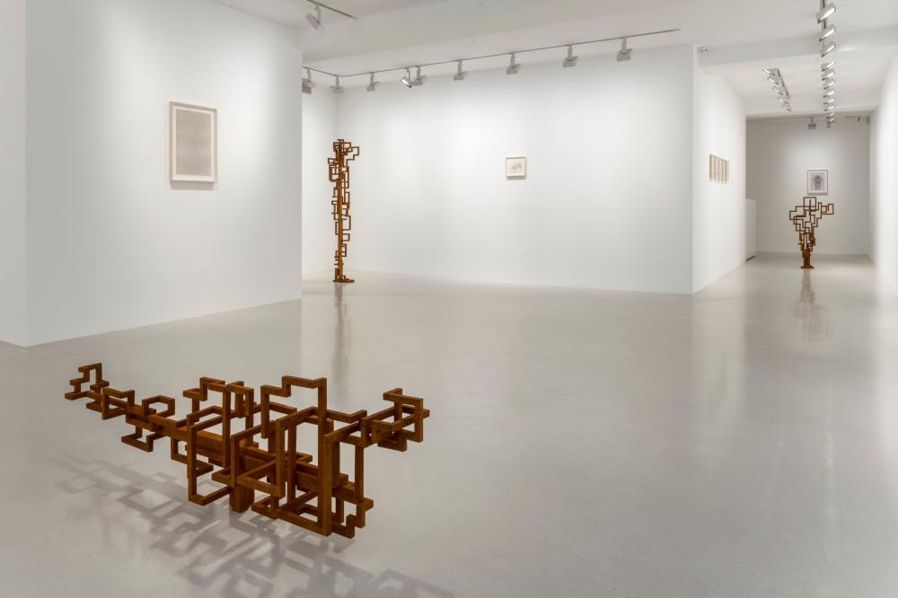 Galerie Thaddaeus Ropac Marais Antony Gormley 4