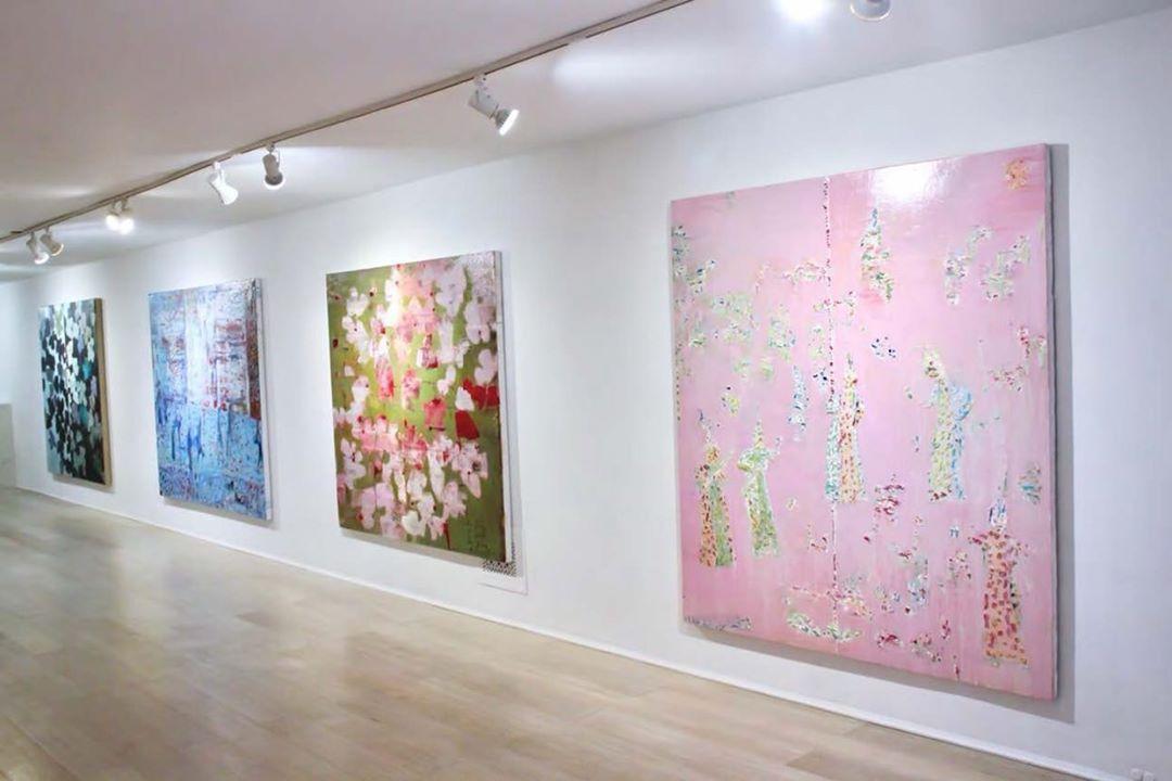 Leila Heller Gallery Reza Derakshani 1