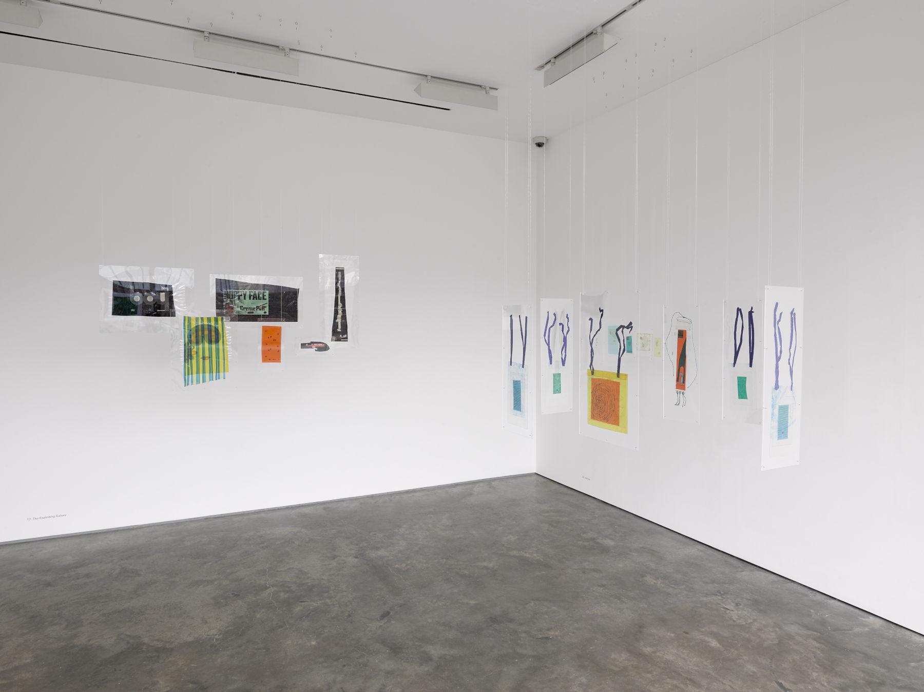 Lisson Gallery London Dom Sylvester Houedard 1