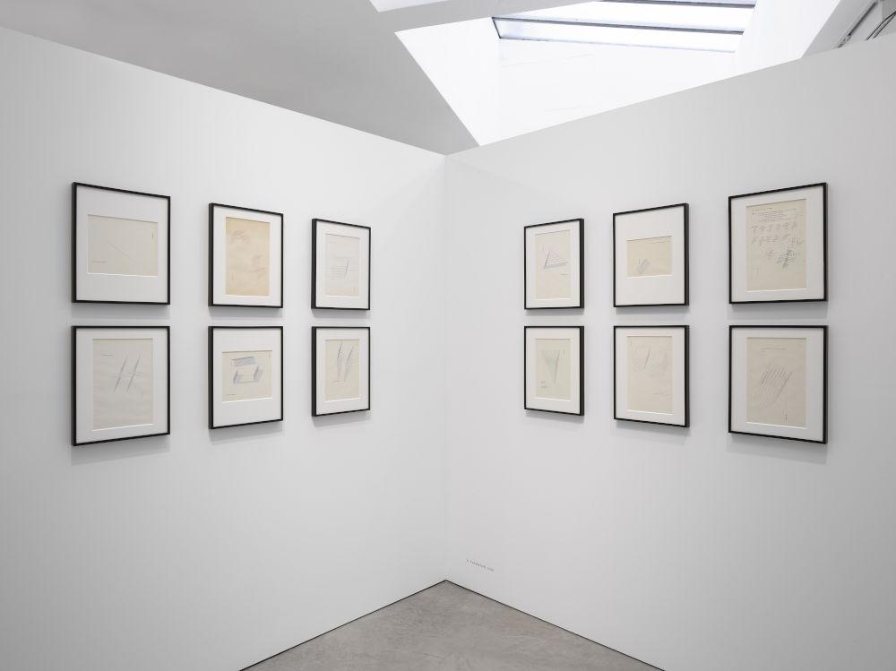 Lisson Gallery London Dom Sylvester Houedard 6