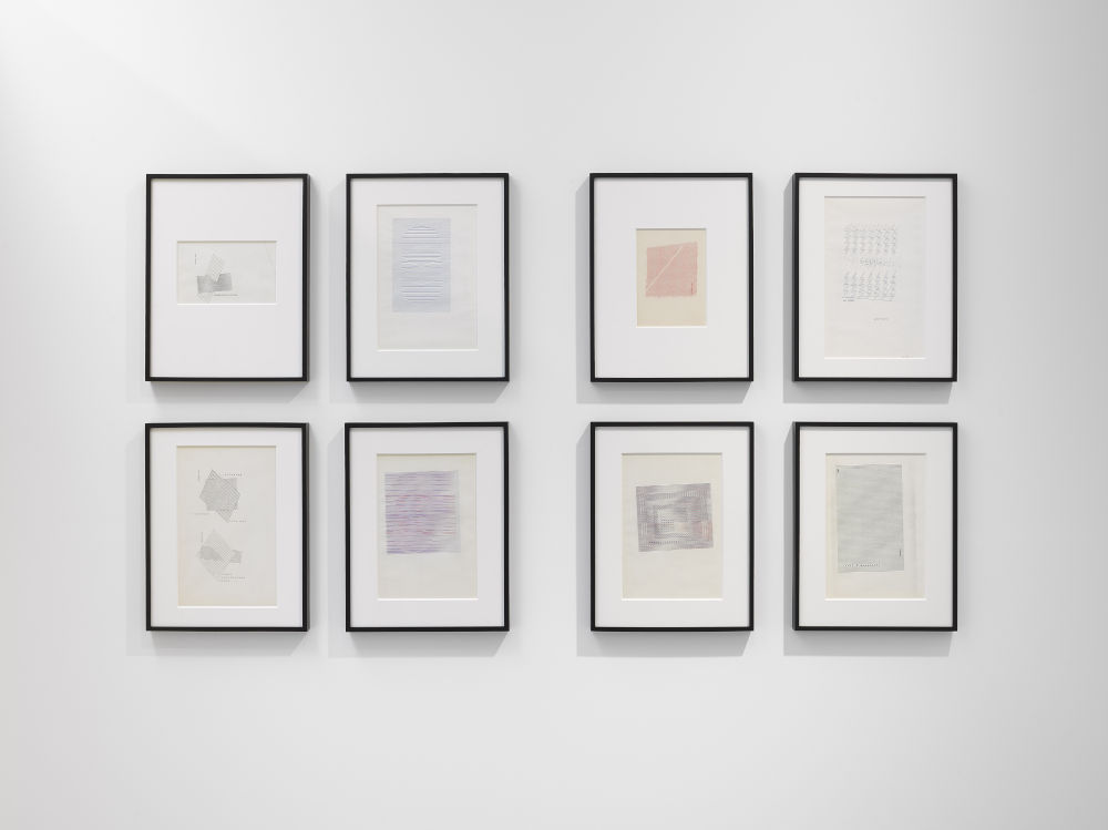Lisson Gallery London Dom Sylvester Houedard 7