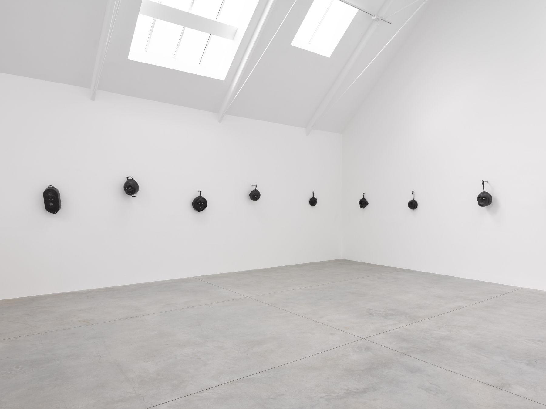 Lisson Gallery London Hugh Hayden 1