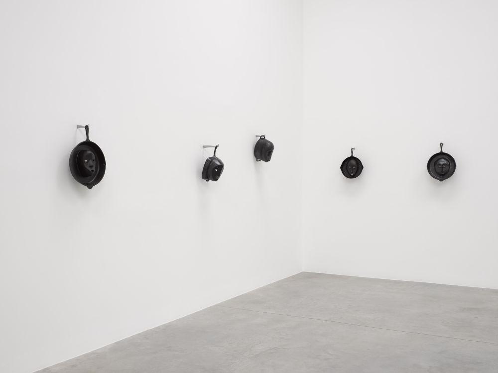 Lisson Gallery London Hugh Hayden 2