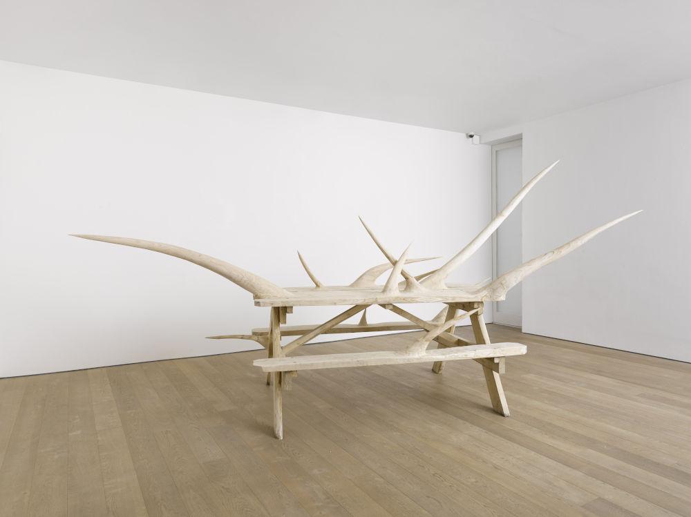 Lisson Gallery London Hugh Hayden 4